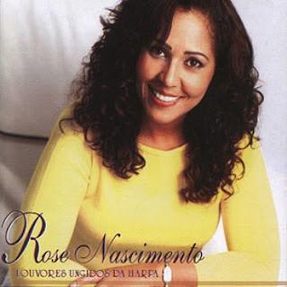 Rose Nascimento - Louvores Ungidos Da Harpa - Playback 2004
