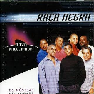 Raça Negra - Novo Mellennium - 2007