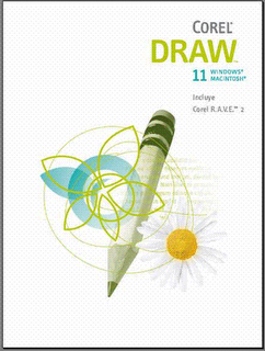 Corel Draw 11 + Serial