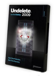 Undelete 2009 Profissional & Server Edition
