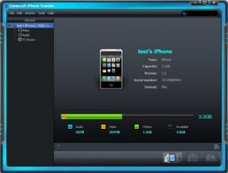 Download Programa Daniusoft iPhone Transfer v1.0.0.5