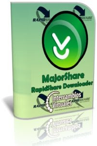 MajorShare Rapidshare Downloader v4.09 MultiLang
