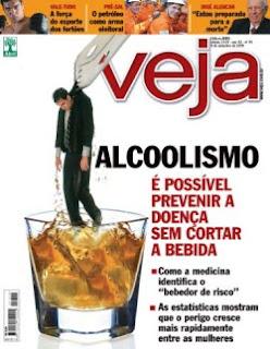 Revista Veja - Alcoolismo