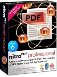 Nitro PDF Professional v6.0.1.8