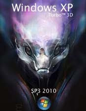 Windows XP-Turbo 3D SP3 2010