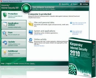 Kaspersky Internet Security 2010 9.0.0.736