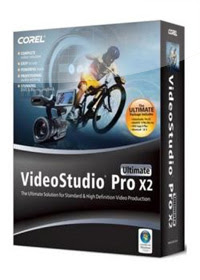 Corel VideoStudio Ultimate X2 V12.0.98.0