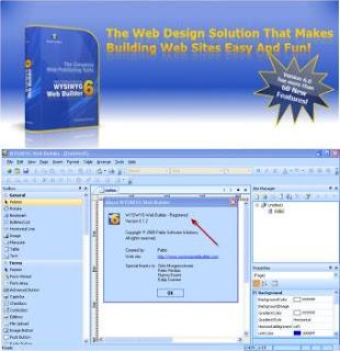 WYSIWYG Web Builder 6.5.2