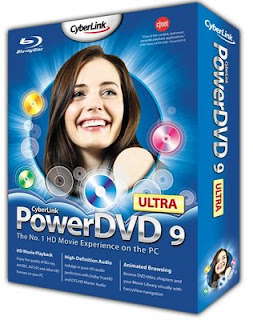 CyberLink PowerDVD Ultra 9.0 Build 2201 Update to build 232