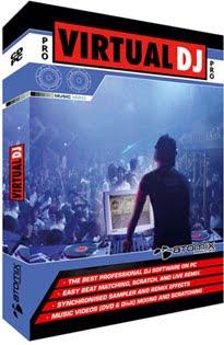 Virtual DJ Pro 6.0.3
