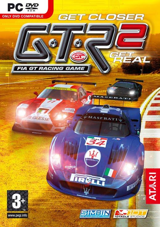 download GTR 2 FIA GT Racing Game
