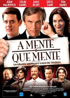Filme Poster A Mente Que Mente DVDRip RMVB Dublado