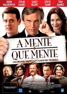 Filme Poster A Mente Que Mente DVDRip RMVB Dublado-Telona