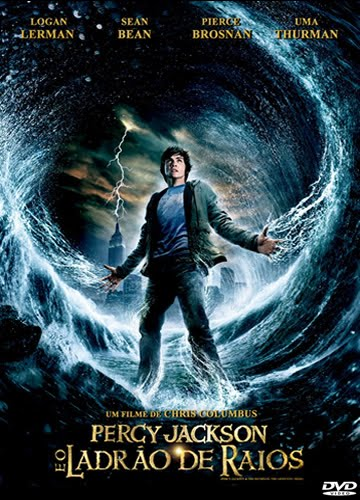 Download Percy Jackson e o Ladrão de Raios RMVB Dublado