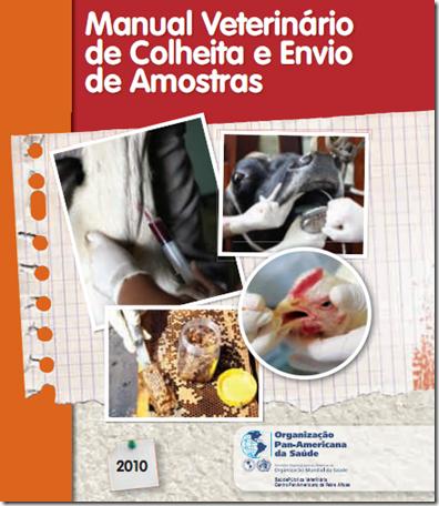Download Manual Veterinário de Colheita e Envio de Amostras