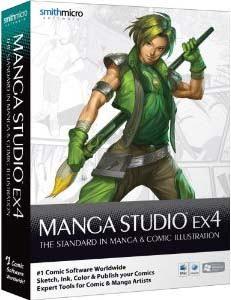 Download Manga Studio EX 4