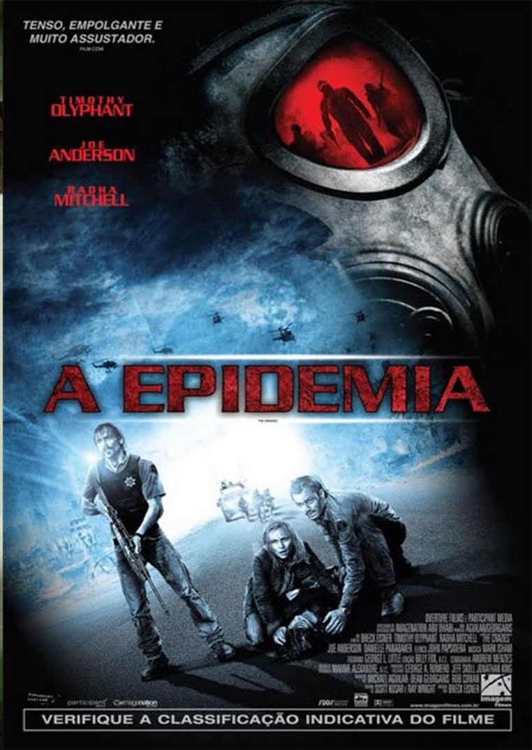 Download A Epidemia The Crazies DVDRip Dual Audio