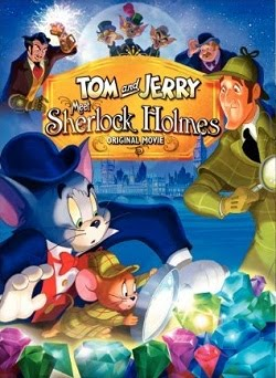 Download Tom And Jerry Meet Sherlock Holmes DVDRip Dual Audio