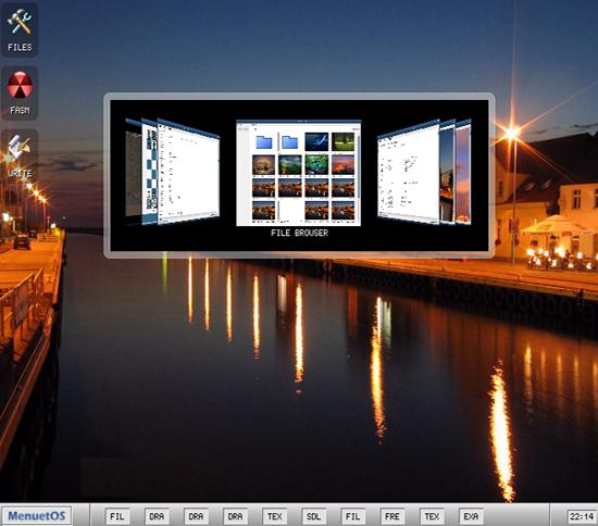Download MEnuet OS O sistema Que Cabe Num Disquete