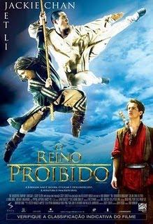 Download O Reino Proibido Dublado DVDRip RMVB + Dual Áudio