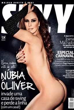 Download Sexy Nubia Oliiver Fevereiro 2011