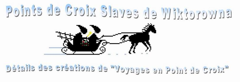 Points de Croix Slaves de Wiktorowna