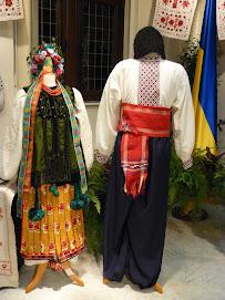 Costumes Ukrainiens