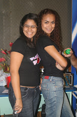 Soraia e Luciane