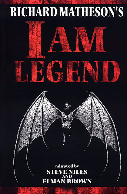the vampire myth in richard mathesons i am legend I am meant to be writing a blog about how i am legend, by the late, immensely great, richard matheson, is the king of vampire novels but after finding my old copy on the shelf downstairs, i've .