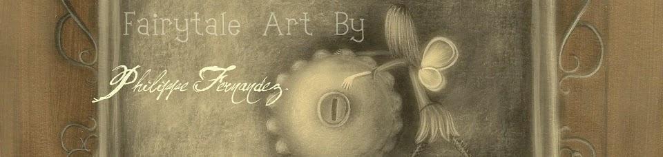 Fairy Tale Art By Philippe Fernandez
