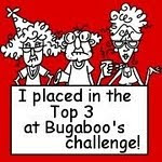 I'M A WINNER AT BUGABOO! 08/01/11