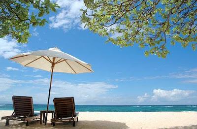 Nusa Dua Beach , Bali , Indonesia