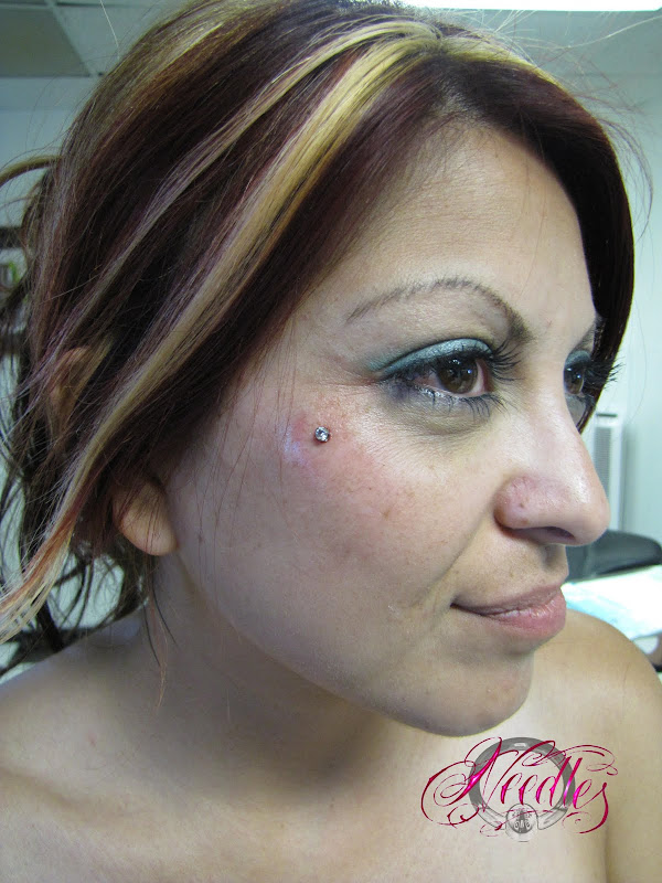 Micro Dermal and Septum Piercing title=