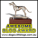 DWB Awesome Blog Award