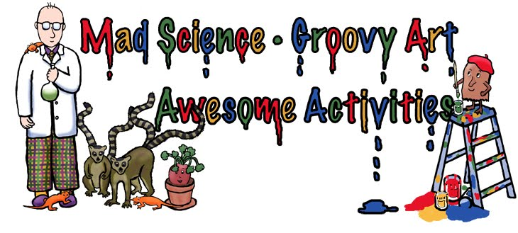 Mad Science, Groovy Art for Kids