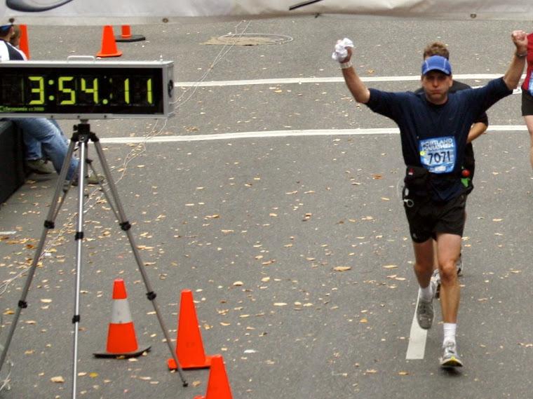 2007 Portland Marathon