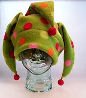 Free Crochet Joker Hat Pattern : FLEECE JESTER HAT PATTERNS Lena Patterns