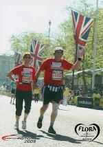 Flora London Marathon 2009