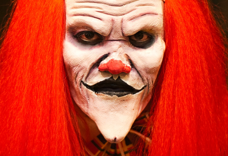 creepy clown makeup. Happy+birthday+scary+clown