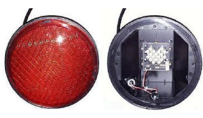 semaforo led torino
