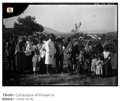 campagna antimalarica