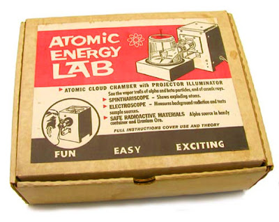 Gilbert U-238 Atomic Energy Lab