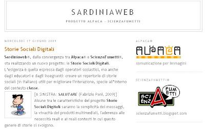 Storie Sociali Digitali (by Sardiniaweb)