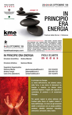 in principio era energia