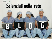 blog e scienza