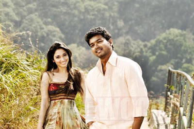 Vijay and Tamanna hot in Sura stills