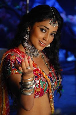 Shirya stills in the film Don Seenu