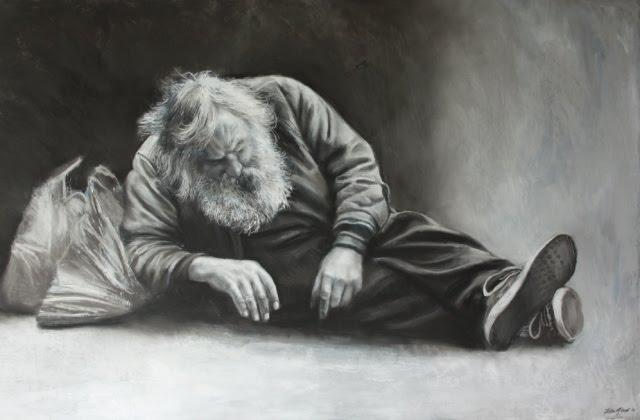 john glover artist homelessness. Black Bedroom Furniture Sets. Home Design Ideas