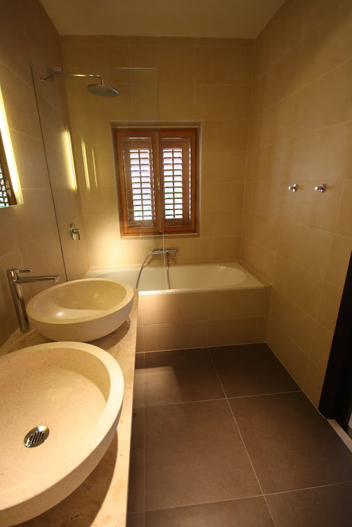 Ensuite bathroom off Juliet Bedroom