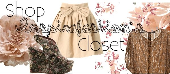Shop Inspirafashion's Closet
